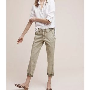 Chino by Anthropologie Relaxed Pants 27